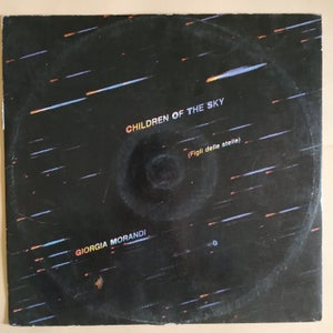 Image of Giorgia Morandi – Children Of The Sky (Figli Delle Stelle)