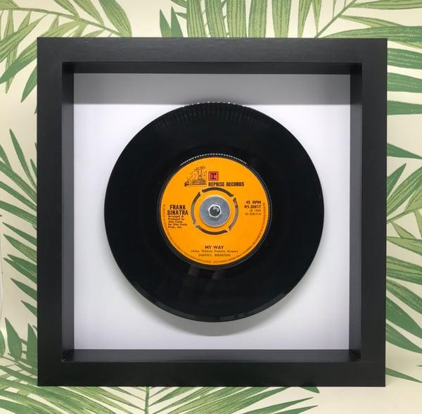 Image of Popular 60's Framed 7 inch Vinyl