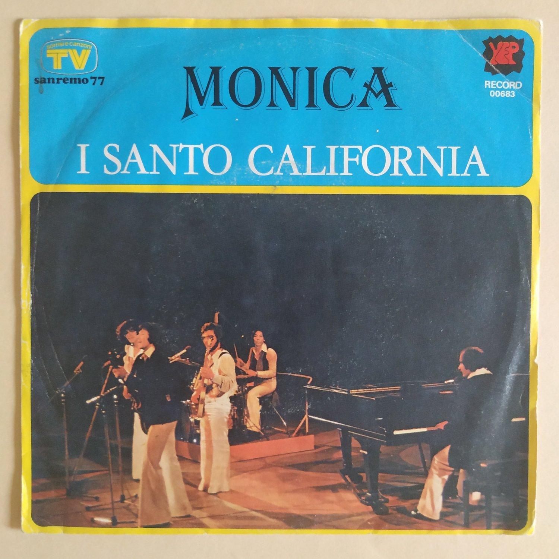 Image of I Santo California – Monica