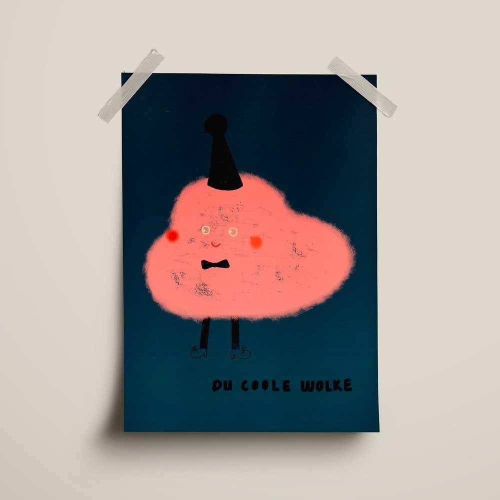 Image of Carte Nuage cool