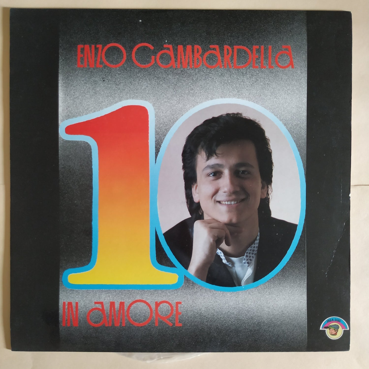Image of Enzo Gambardella – 10 In Amore