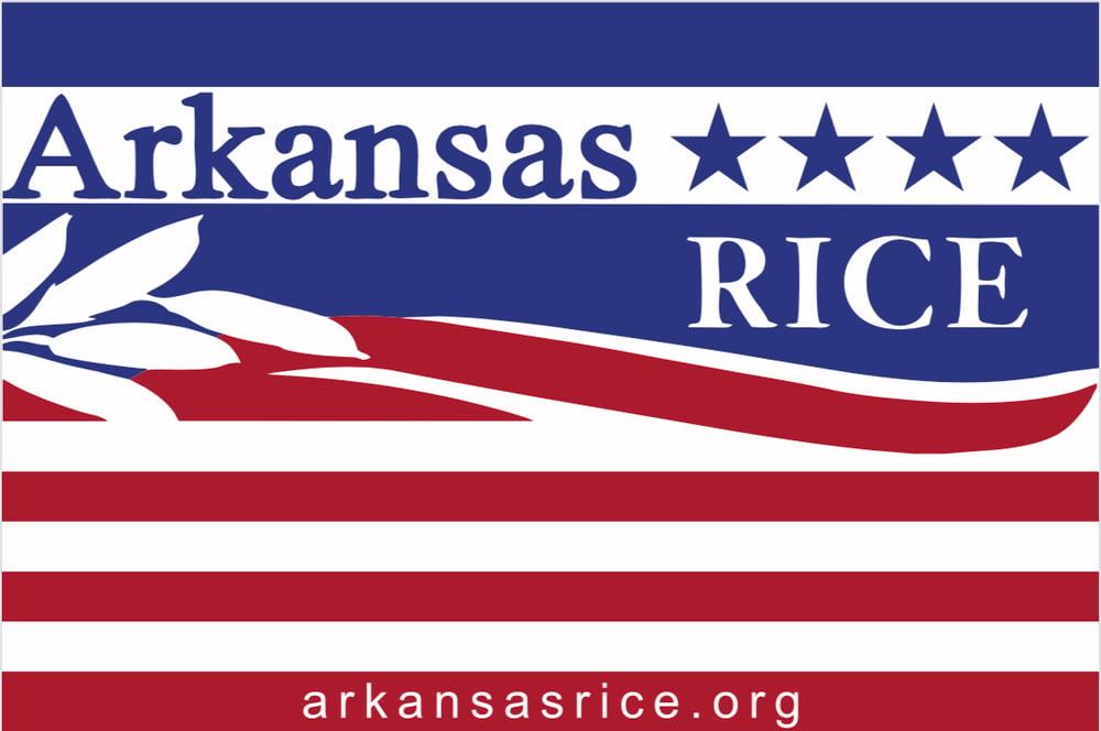 Arkansas Rice Flag