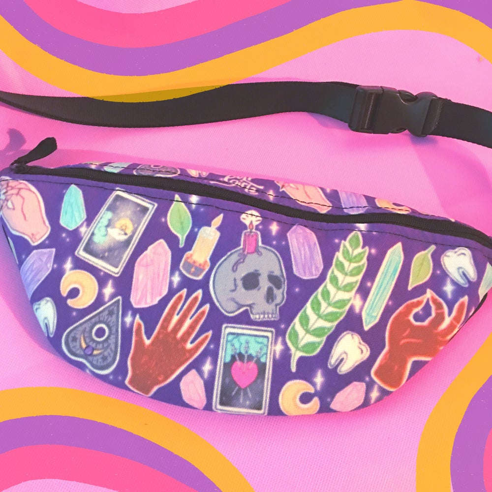 Image of SPOOKY BABE FANNY PACK