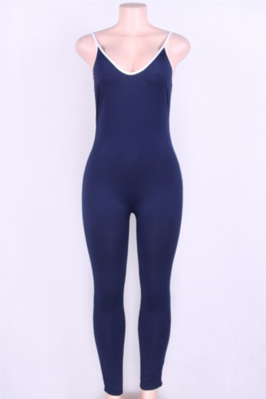 Image of Solid Jumpsuit