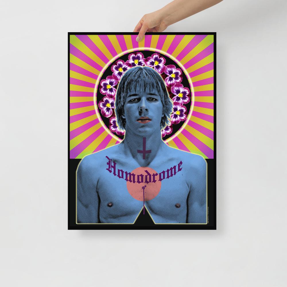 Image of Homodrome Blue Boy