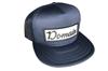 Domain Patch Trucker Hat - Navy