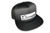 Domain Patch Trucker Hat - Black