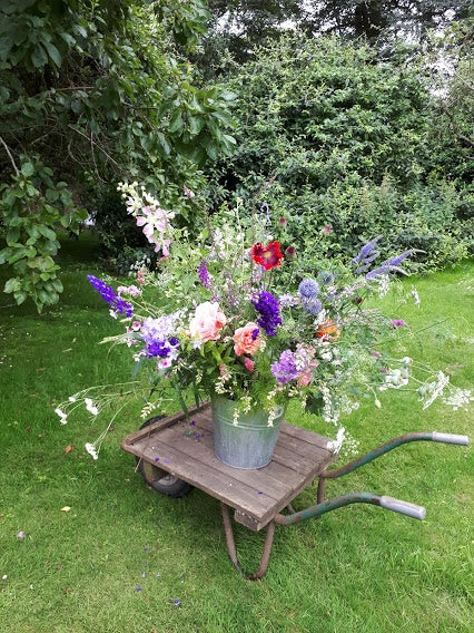 Image of Pick a Pail Of Flowers