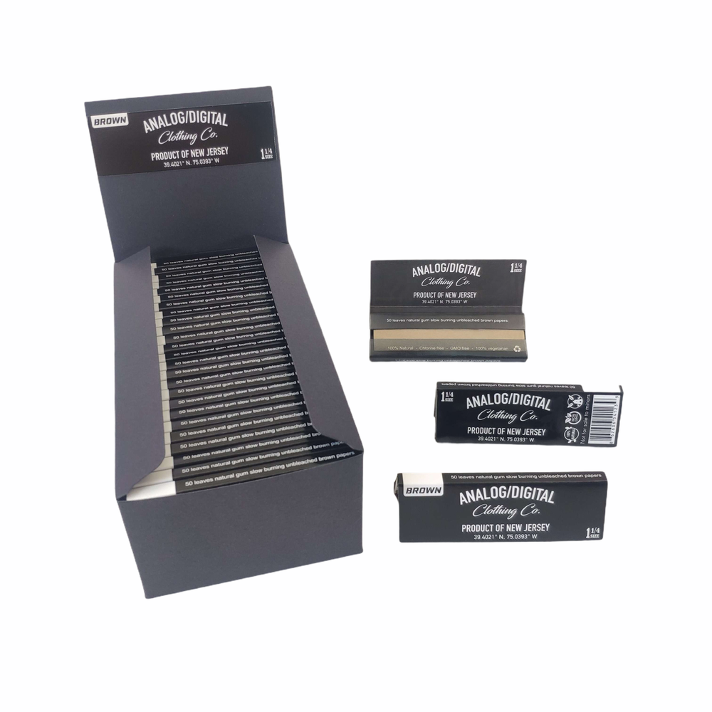 Analog/Digital Rolling Papers