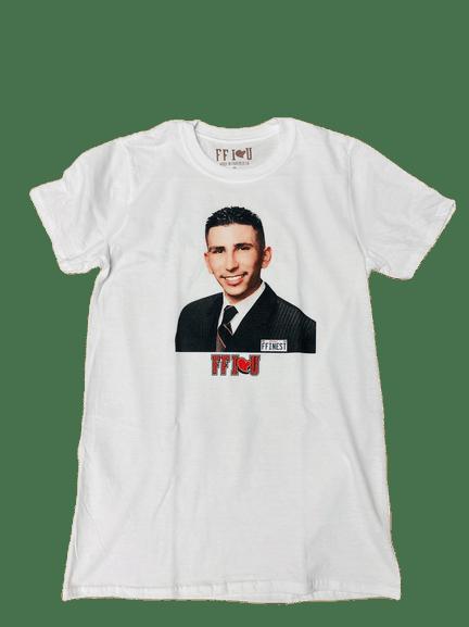 Image of Matt Garcia Iconic Memorabilia Shirt (White or Black)