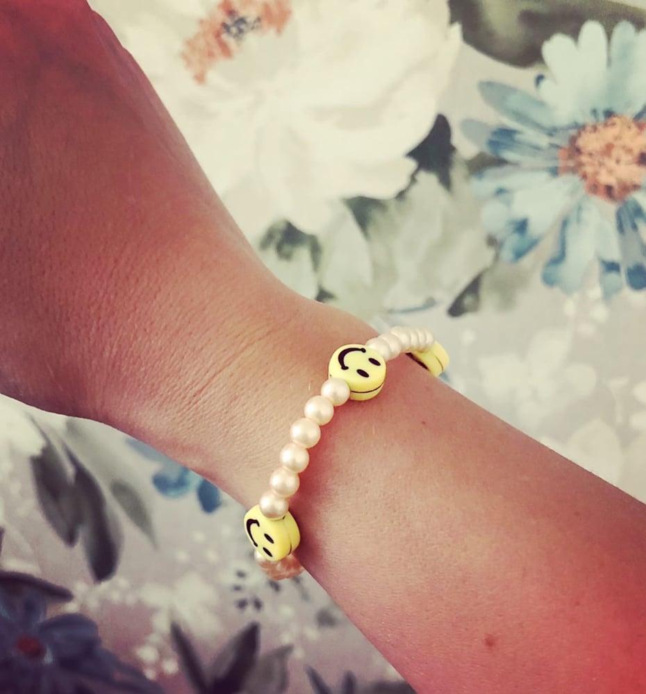 Image of Smiley bracelets