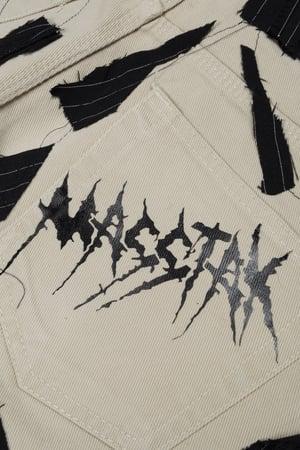 Image of MASSTAK - Hugo Boss Patchwork Jeans