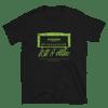 UNP // Play loud... short sleeve unisex t-shirt