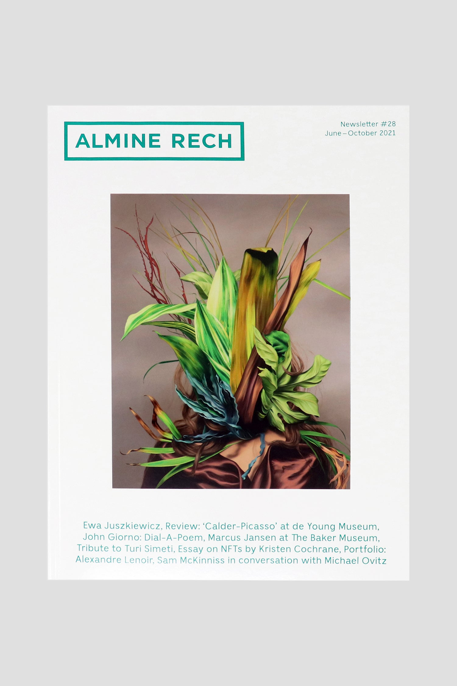 Image of Almine Rech - Newsletter # 28