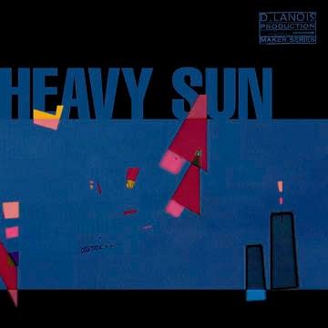 Image of   Daniel Lanois - Heavy Sun