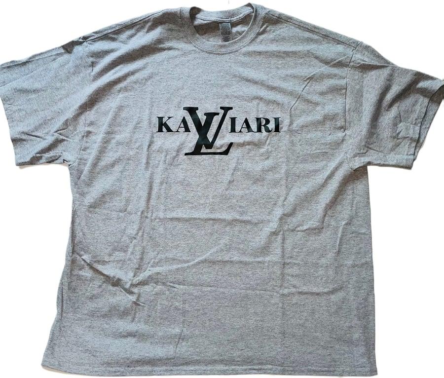 Image of KALVIARI FAUX ORIGINAL TSHIRTS (5 COLORWAYS)