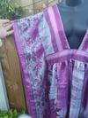 Florence low cut lilac purple