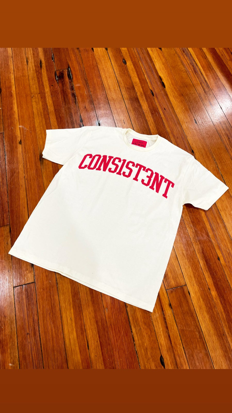 Image of Cons1st3nt Tee