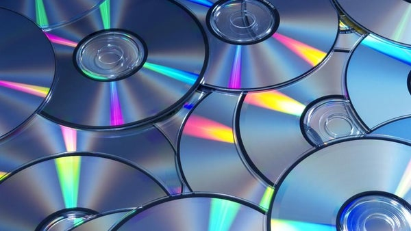 Image of DISTRO CDs