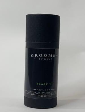 Image of Groomed Beard Oil