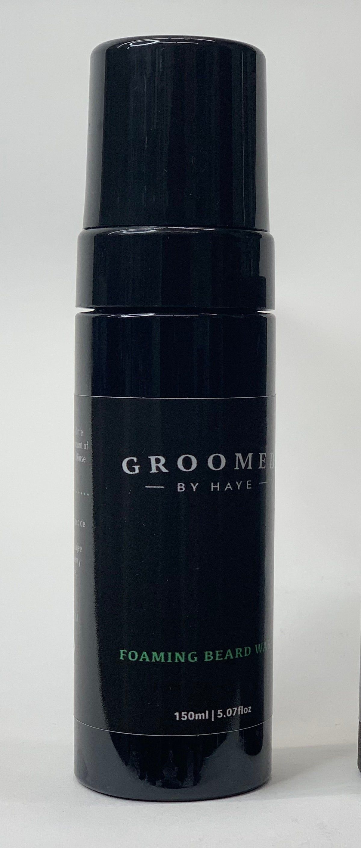 Image of Groomed Foaming Beard Wash