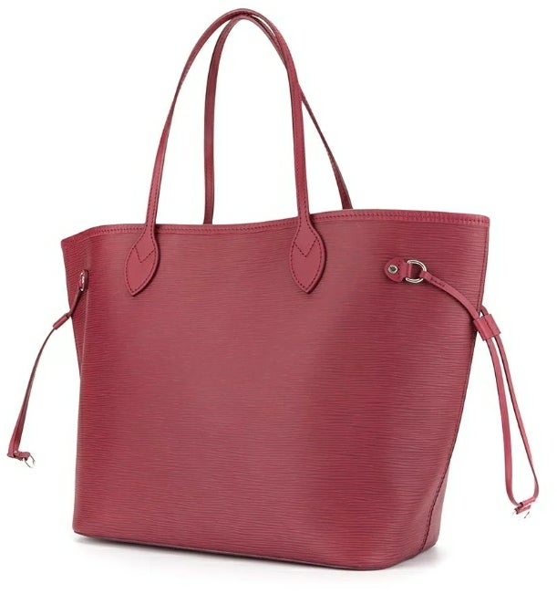 Image of Louis Vuitton Neverfull MM Epi Red