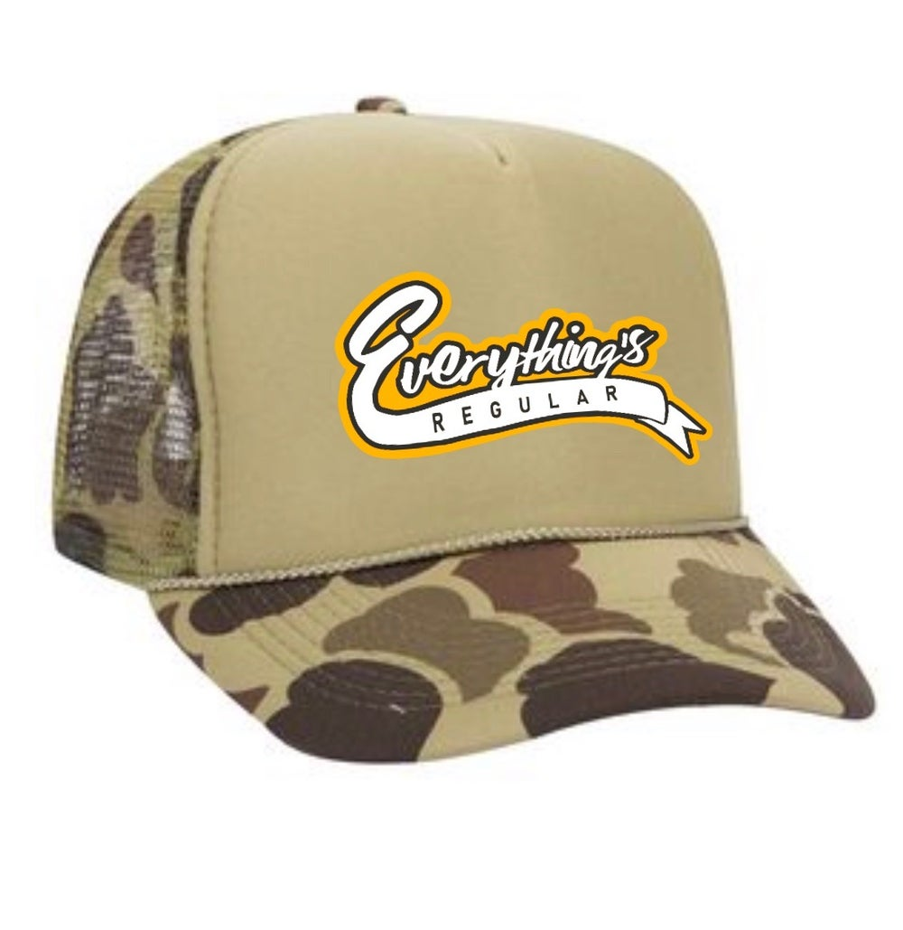 ER Limited Edition Camo Hat