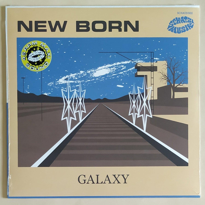 Image of New Born – Galaxy (Reissue)