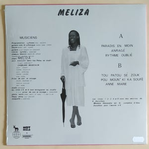 Image of Meliza - Meliza (Limited Edition)