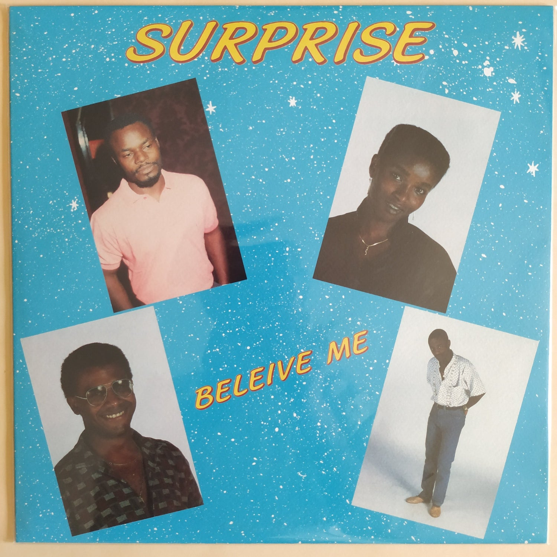 Image of  Surprise - Believe Me (Reissue)