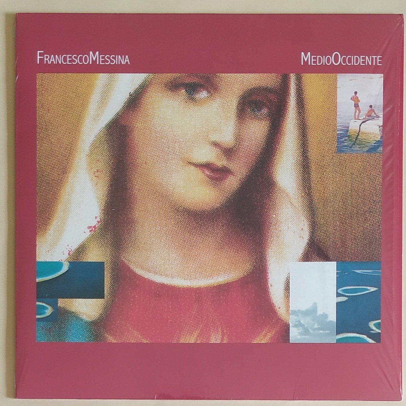 Image of Francesco Messina - Medio Occidente (Reissue)