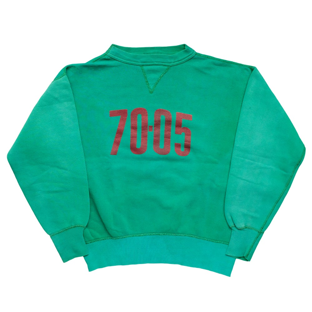 Image of Vintage 1960's Green Russell Southern Sweatshirt