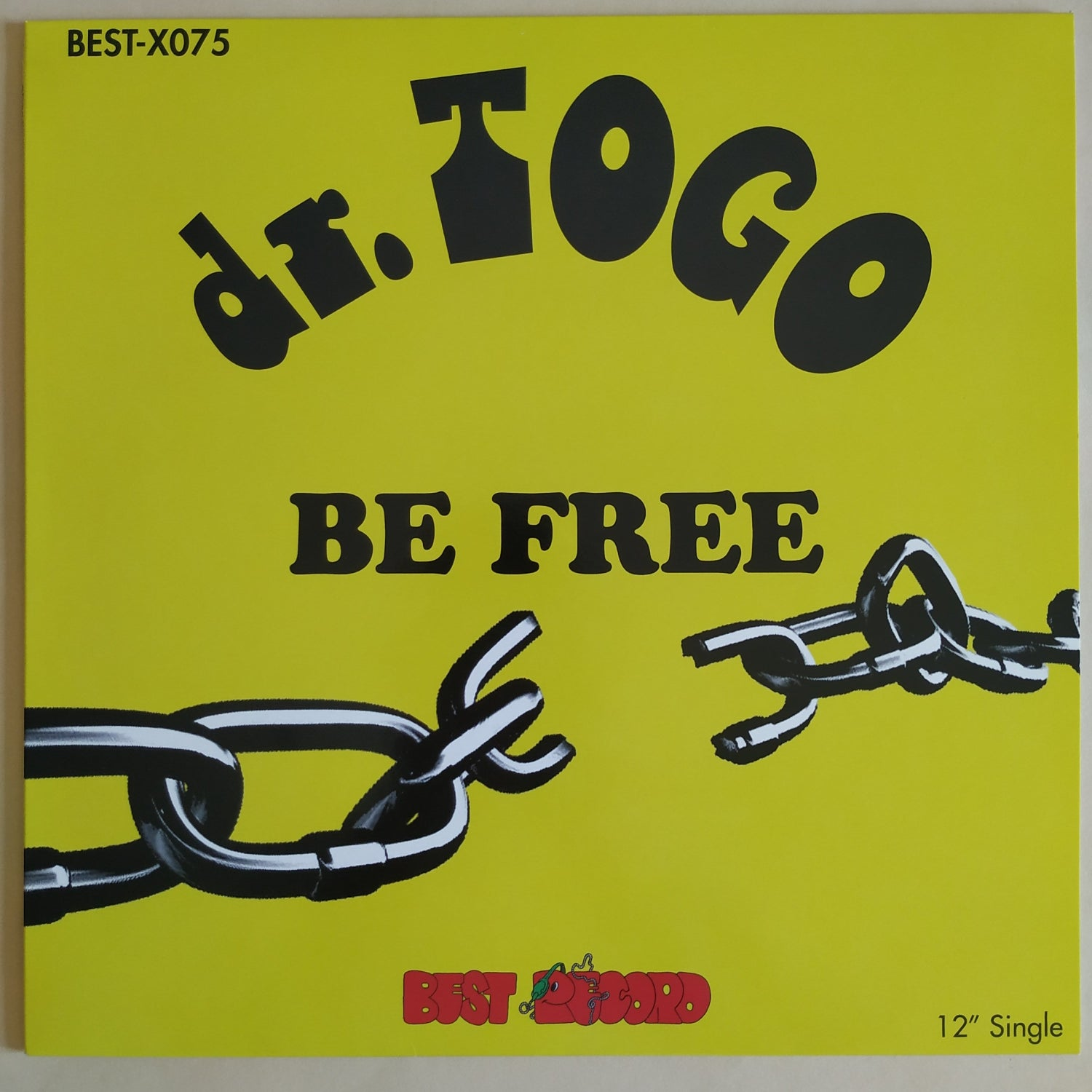 Image of Dr. Togo - Be Free (Reissue)