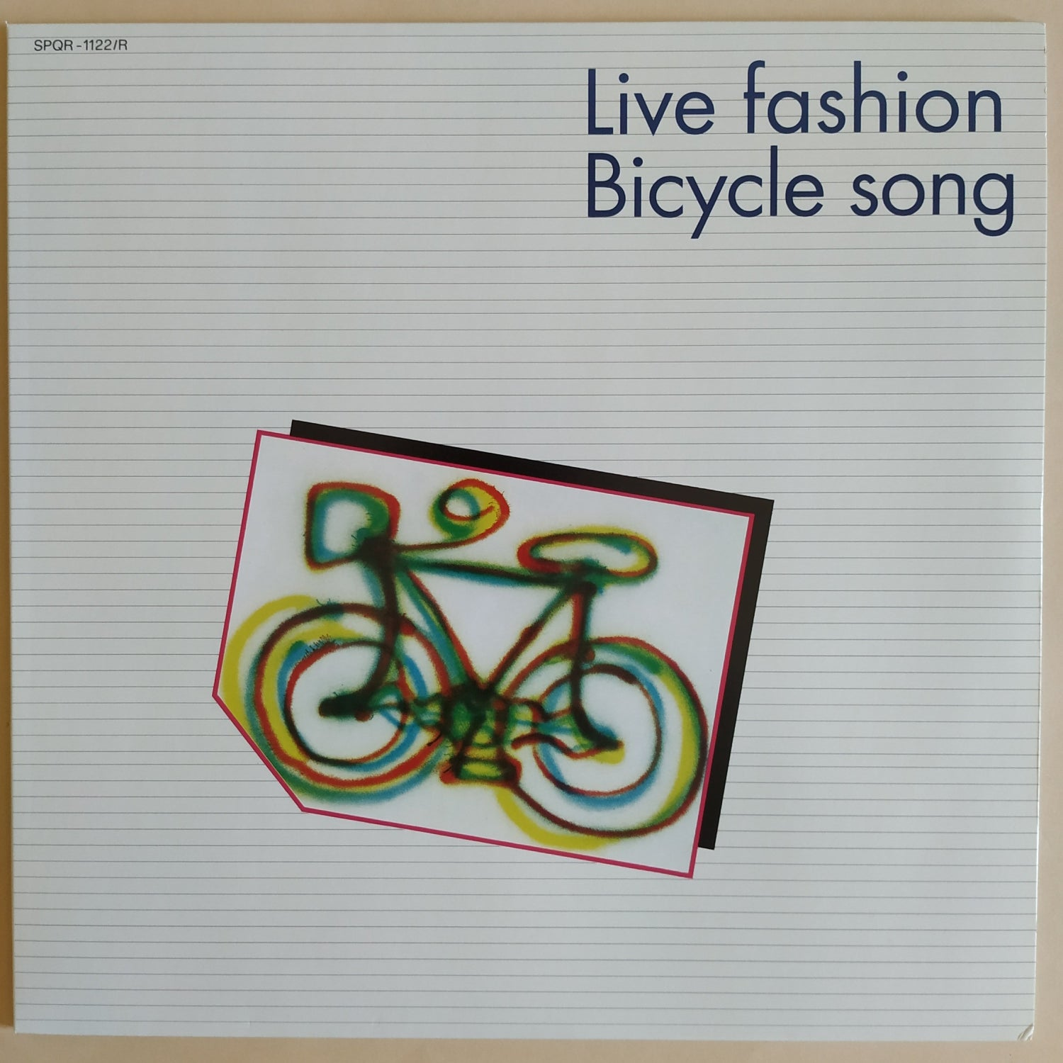 Image of Live Fashion - Bicycle Song