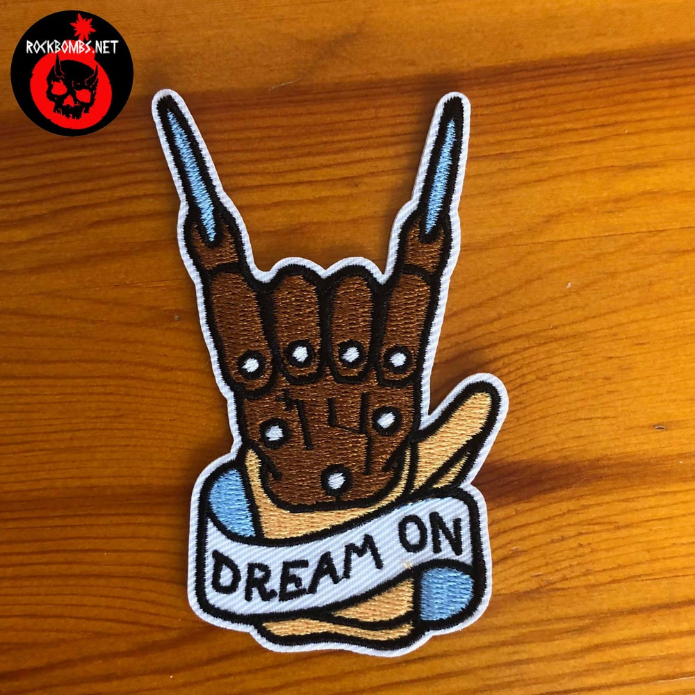 PARXE PATCH DREAM ON FREDDY