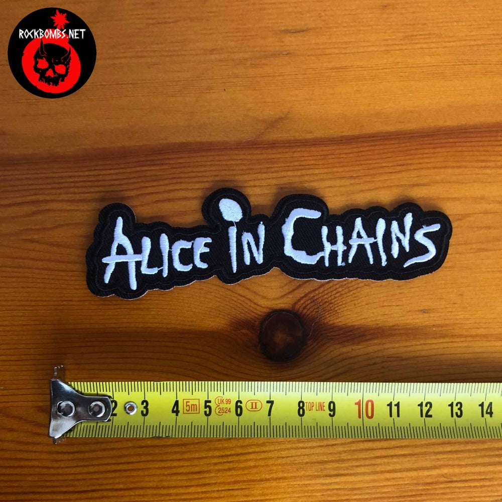 PARXE PATCH ALICE IN CHAINS