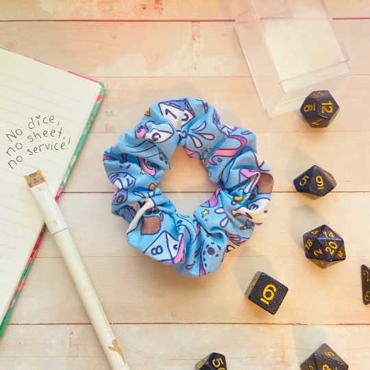Image of Scrunchie of Good Luck