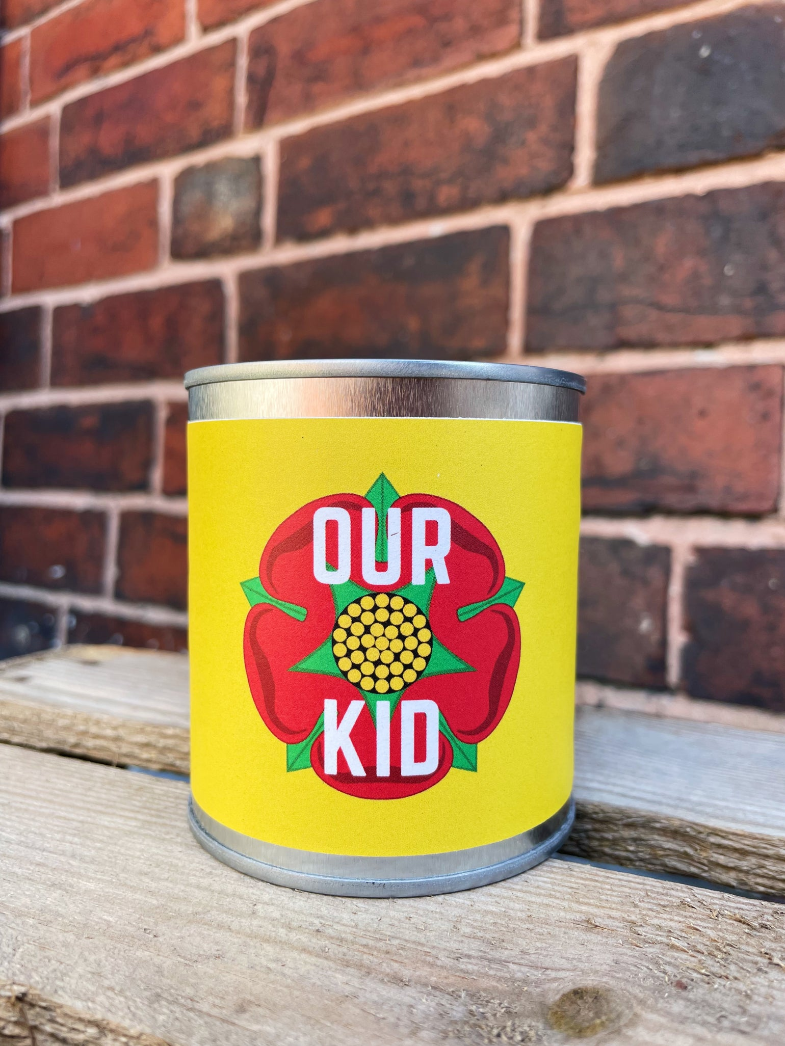 Image of 'Our Kid' Lancashire Candle