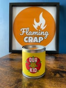 Image 2 of 'Our Kid' Lancashire Candle