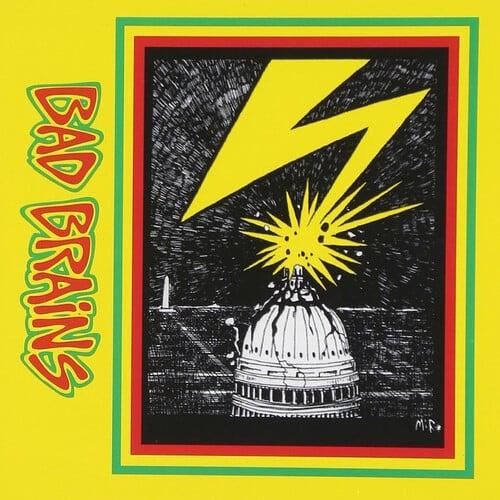 Image of BAD BRAINS - s/t LP