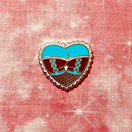 Image of Cutie Booty Pins