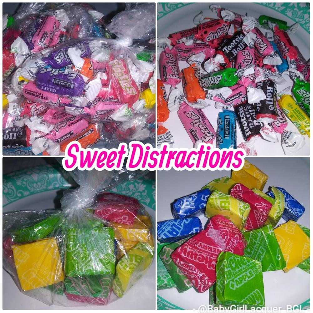 Image of Sweet Distractions ( Tootsie Frooties, Etc. )