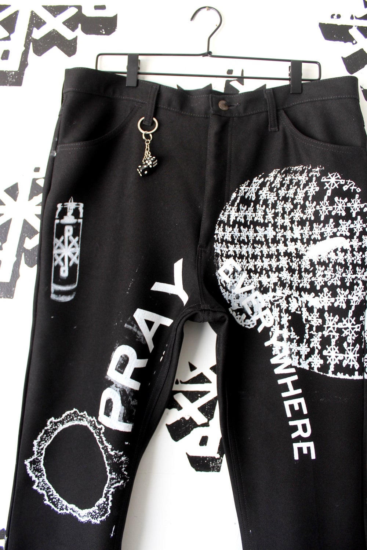 hot hand pants in black