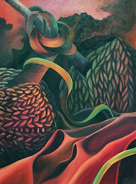 Image of 5-skein Mini Set - Mushroom Petal Bloom