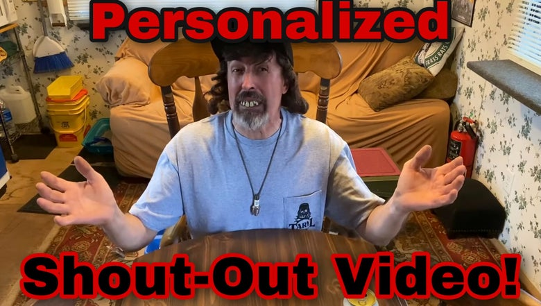 Image of Personalized Shout-Out Video From Taryl!