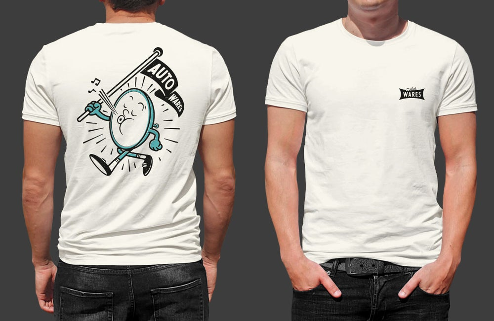 Image of Auto Wares Mirror Character Tee