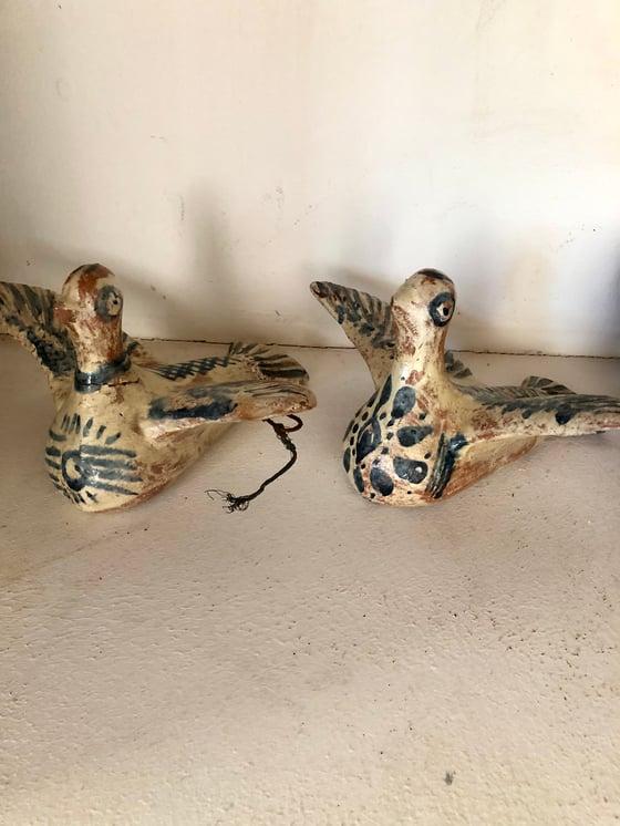 Image of Oiseaux en duo