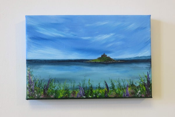 Image of Summer at St Michael's Mount