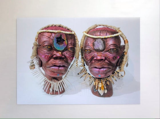 Image of Tumwi sisters A4 print