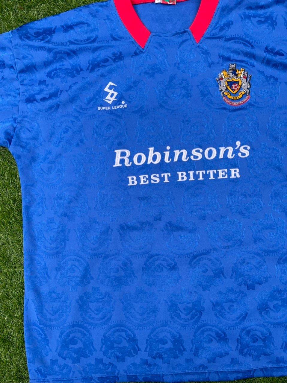 Replica 1994/95 Super League Home Shirt Flynn 5